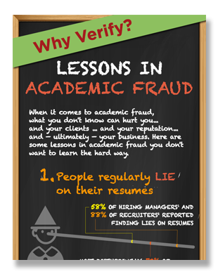Why Verify? Infographic thumbnail