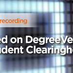 On Demand Webinar: Get Schooled on DegreeVerify image
