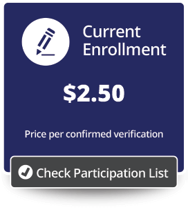 Current Enrollment Price/Participation Button